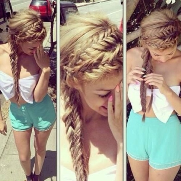 2014 braided hairstyles for women