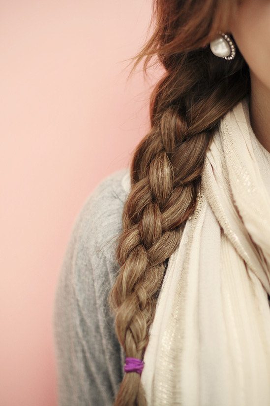 Four-Strand-Braid