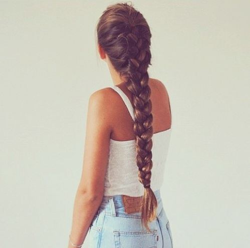 Gorgeous Braided Hairstyles for Girls (18)