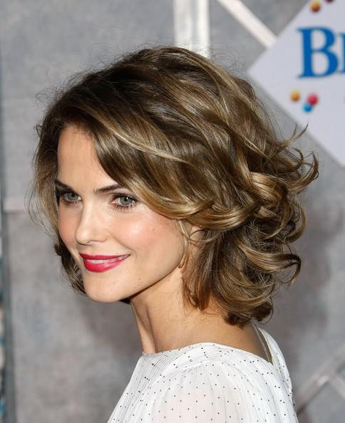 Spring Hair Idea Medium Length Waves For Casual Sophistication