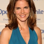 Natalie Morales hairstyle for thick hair