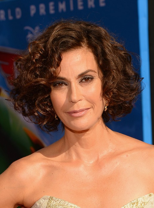 Teri Hatcher New Hairdo