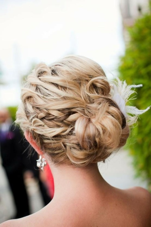 Magnificent Prom Updo Ideas 2014 Stunning Prom Hairstyle For Long Hair Short Hairstyles For Black Women Fulllsitofus