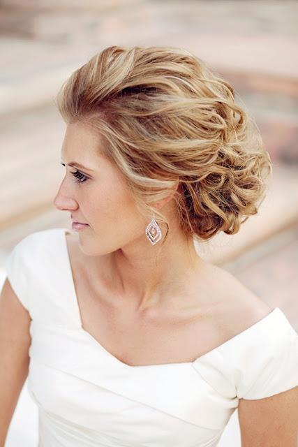 2014 Wedding Updos For Long Hair