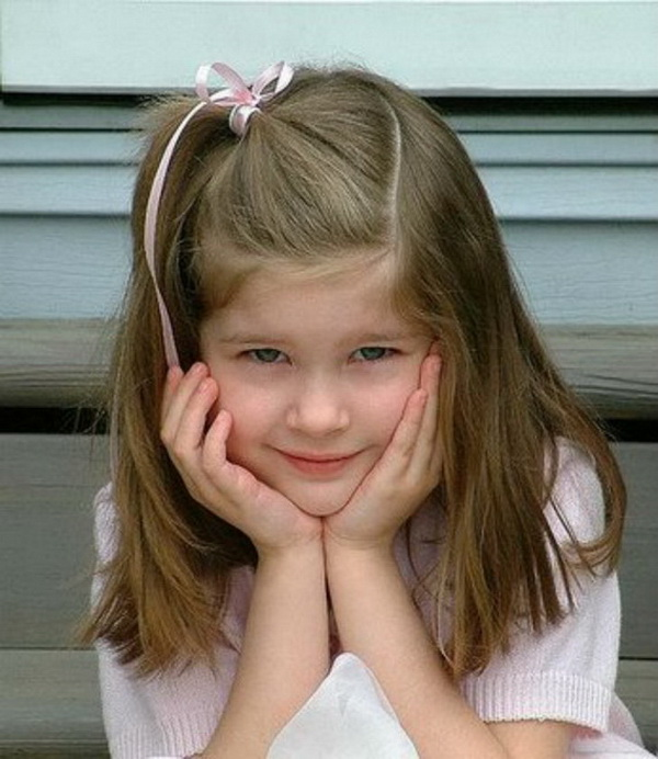 Hairstyles For Little Girls : 28 Cute Hairstyles for Little Girls - Hairstyles Weekly