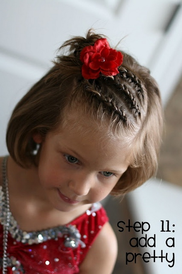 Prime 28 Cute Hairstyles For Little Girls Hairstyles Weekly Hairstyles For Men Maxibearus