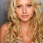Aly Michalka Hairstyles long blonde wavy hairstyle