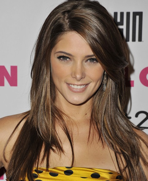 Ashley Greene Long Hairstyles