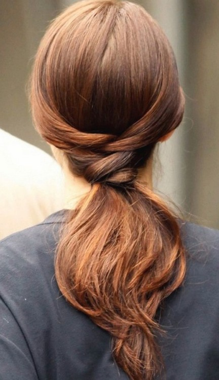 Braided Ponytail ideas for summer 2014