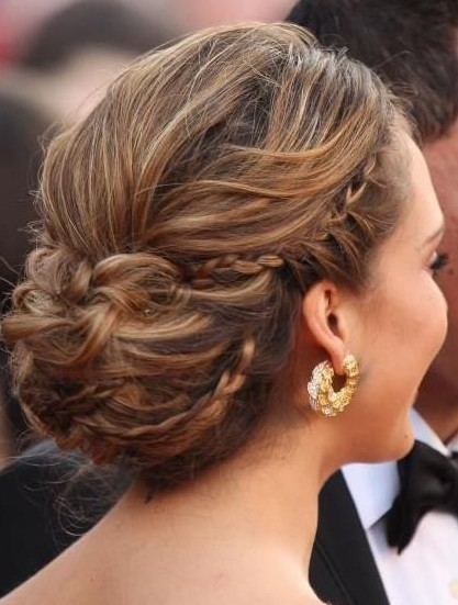 long hair braid updos wedding updo for long hair