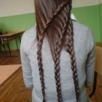 Cool Triple Layered Braids for Girls
