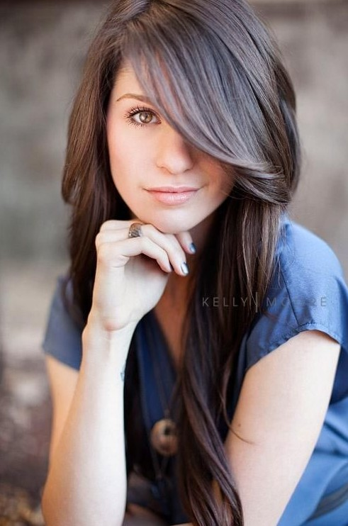 Cute Layered Long Hairstyles for Women