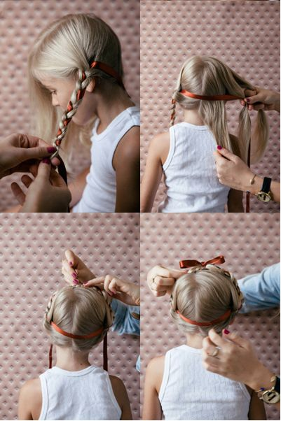 Long Hair Easy Cute Hairstyles For Little Girls 92