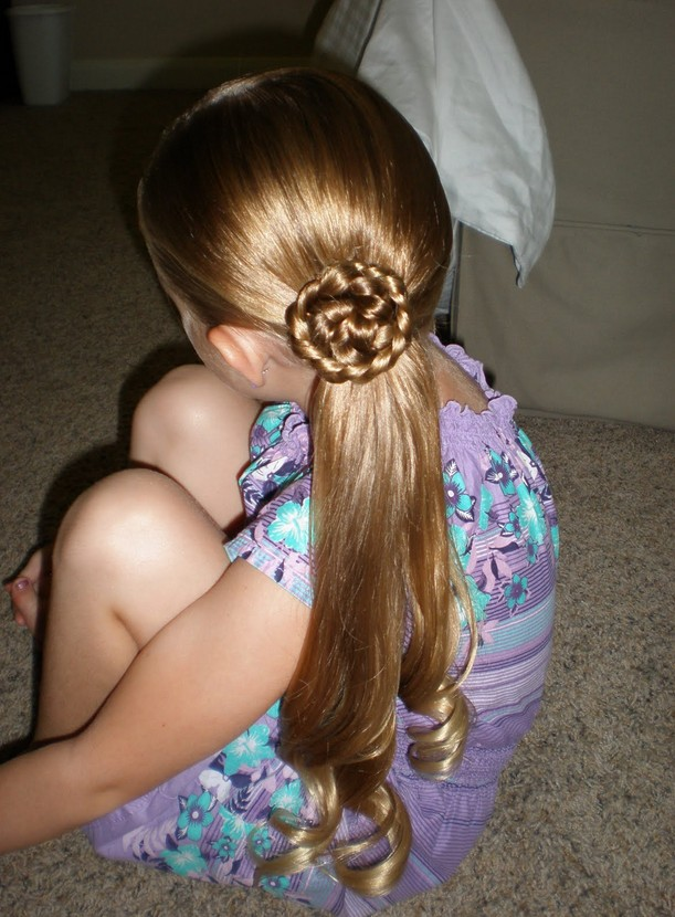 Cute Little Girl Hairdos Hairstyles Weekly