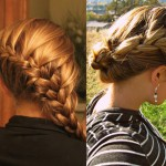 French Braid Hairstyles For Female