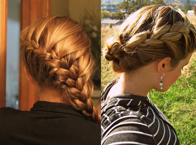 Terrific Cute French Braid Hairstyles For Female Hairstyles Weekly Short Hairstyles For Black Women Fulllsitofus