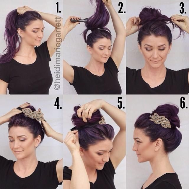 Hair DIY Hair Tutorial