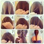 Hair Tutorials Dutch Fishtail Tutorial