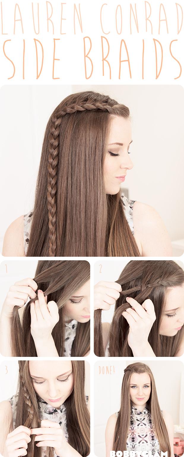 Incredible 22 Easy Hair Tutorials Diy Hairstyles Hairstyles Weekly Schematic Wiring Diagrams Amerangerunnerswayorg