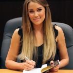 Lauren Conrad brown to blonde ombre hair