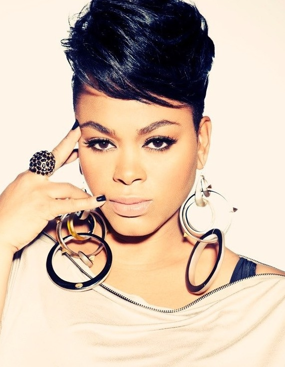 Short Black Hairstyle for 2014