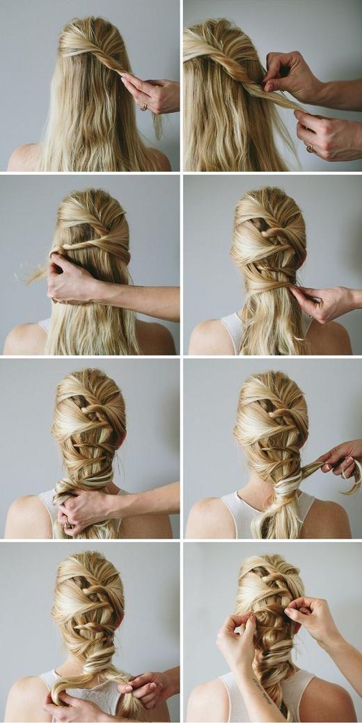 Hair Guides How To Create A Soft Romantic Twist