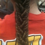 Stunning Asymmetric Plaited Braids for Girls