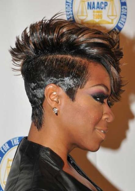 Sensational Trendy Short Black Haircut For African American Women Hairstyles Short Hairstyles Gunalazisus