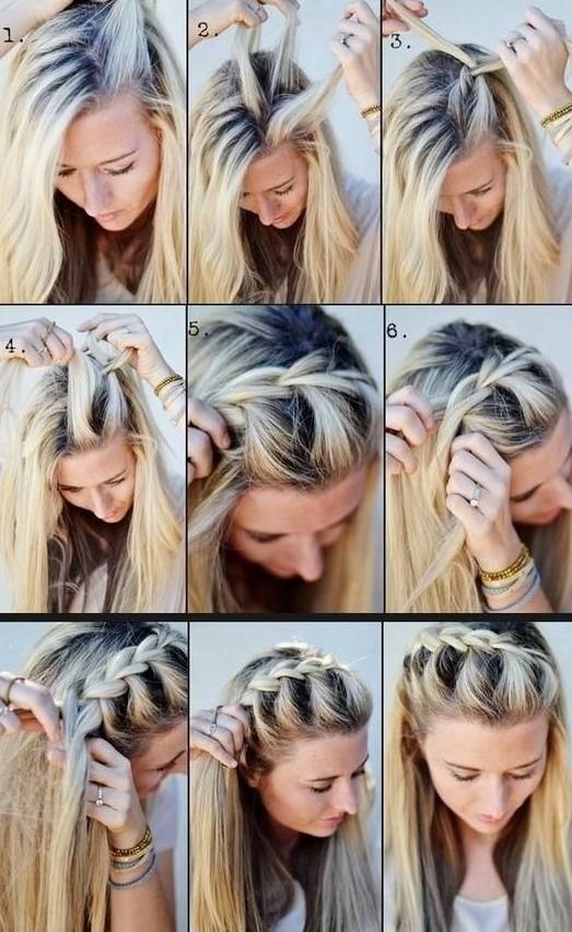 22 Easy Hair Tutorials Amp Diy Hairstyles Hairstyles Weekly