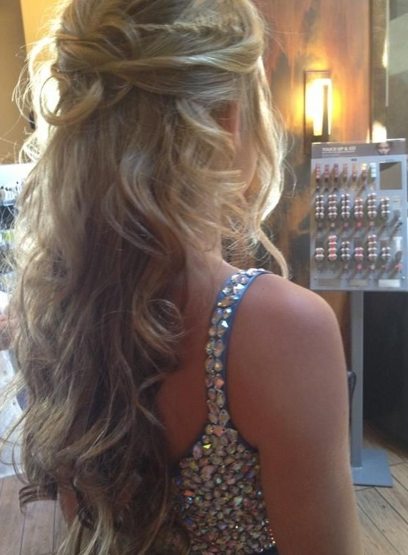 Stupendous 19 Prom Hair Ideas Beautiful Prom Hairstyles For 2014 Short Hairstyles For Black Women Fulllsitofus