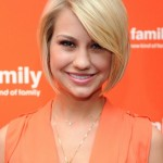 Chelsea Kane Short Haircut Bob with Bangs