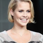 Claire Holt short bob haircut for women