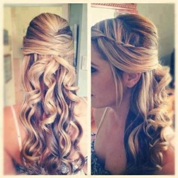 Pleasant 19 Prom Hair Ideas Beautiful Prom Hairstyles For 2014 Short Hairstyles Gunalazisus