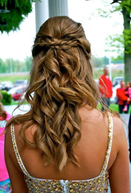 19 Prom Hair Ideas: Beautiful Prom Hairstyles for 2014 - Hairstyles ...