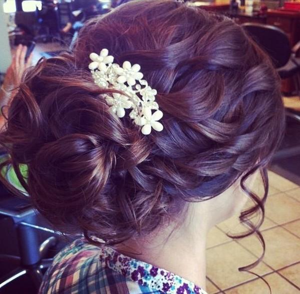 Stupendous 19 Prom Hair Ideas Beautiful Prom Hairstyles For 2014 Short Hairstyles Gunalazisus