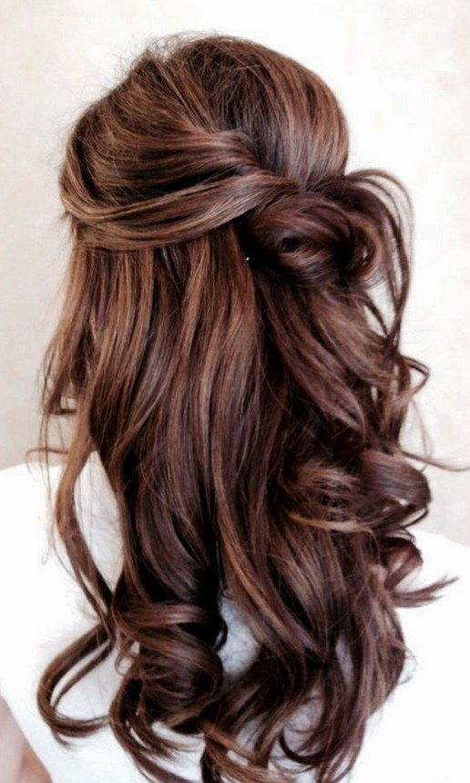 Prom Hairstyles For Long Hair Pinterest Women Hairstyle 2016