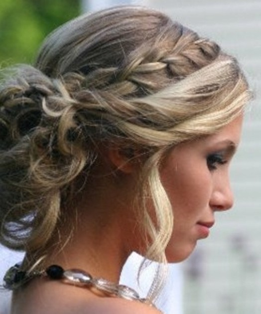 Pleasing 19 Prom Hair Ideas Beautiful Prom Hairstyles For 2014 Short Hairstyles For Black Women Fulllsitofus