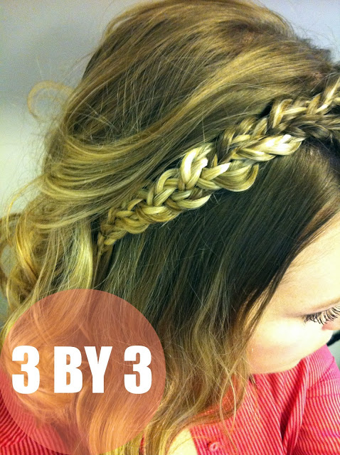 Three By Three Braid