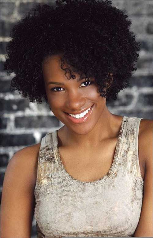 Hairstyles For Short Hair Black Girl : ... Beautiful African American Short Haircuts - Hairstyles for Black Women