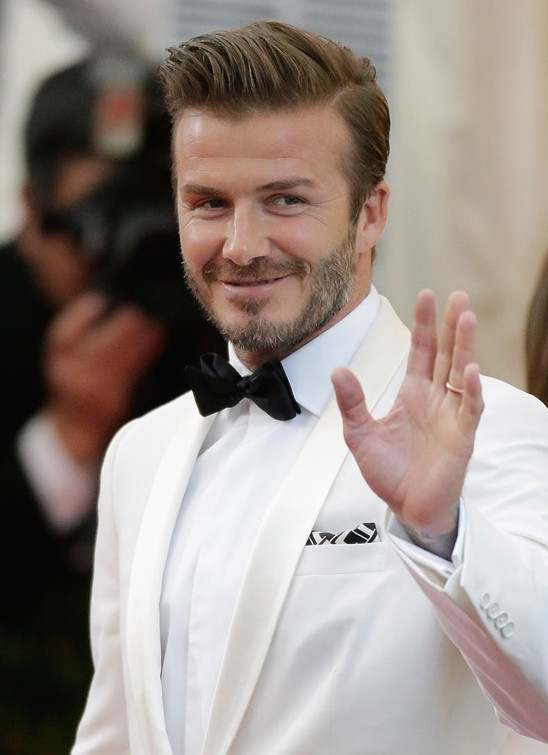 David Beckham S Hairstyle Haircut 2014 Hairstyles Weekly