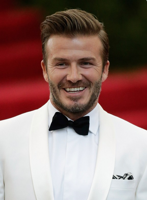 David Beckhams Hairstyle Haircut Hairstyles Weekly - Latest hairstyle of beckham