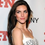 Hilary Rhoda Long Straight Hairstyles for Women