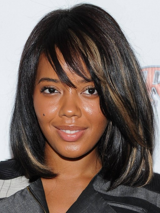 Amazing Layered Black Haircuts With Highlights Hairstyles Weekly Short Hairstyles For Black Women Fulllsitofus