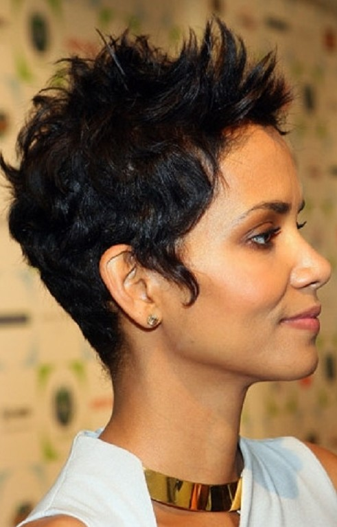 African American Short Hair Styles Amusing 25 Beautiful African American Short Haircuts  Hairstyles For .