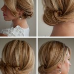 Summer Wedding Updo