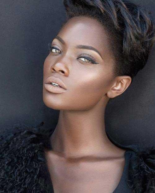 Trendy Short Hairstyles for Black Women