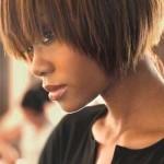 Cute Short Haircut for Black Women