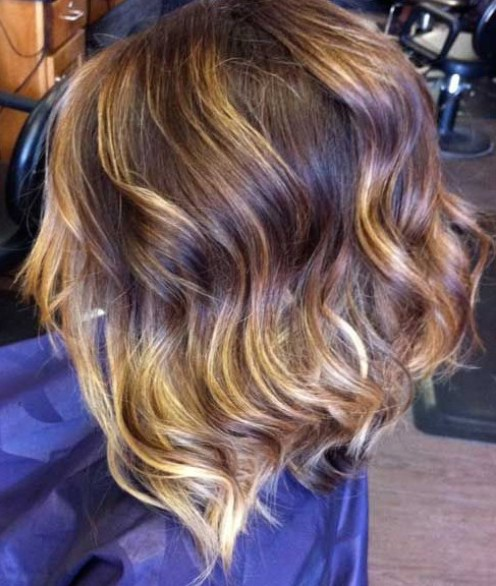 Ombre Hair Color Ideas for Short Hair