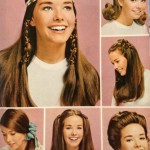 70's Hair Styles Tutorial