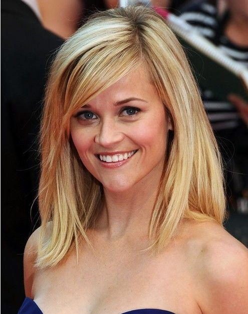Tremendous Celebrity Layered Hairstyle With Side Swept Bangs For Women Short Hairstyles Gunalazisus